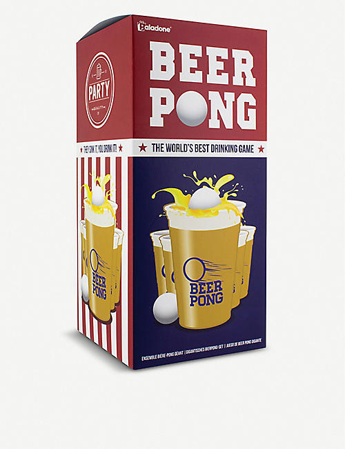 PALADONE Beer Pong game