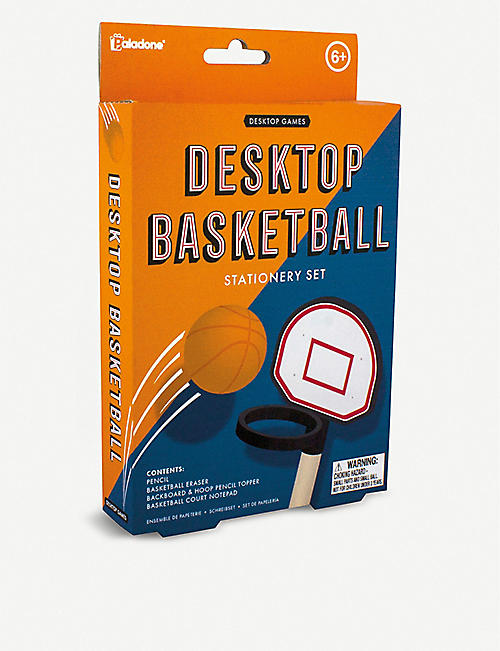 PALADONE Basketball stationery set 19cm x 11.5cm