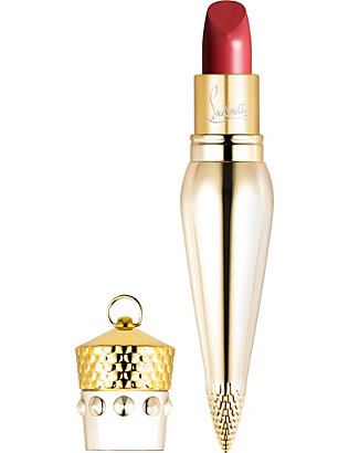 CHRISTIAN LOUBOUTIN: Silky Satin Lip Colour
