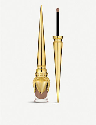 CHRISTIAN LOUBOUTIN: Matte Nude Eye Colour