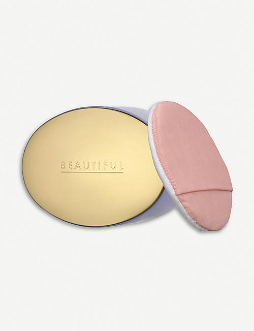 ESTEE LAUDER: BEAUTIFUL perfumed body powder 100g