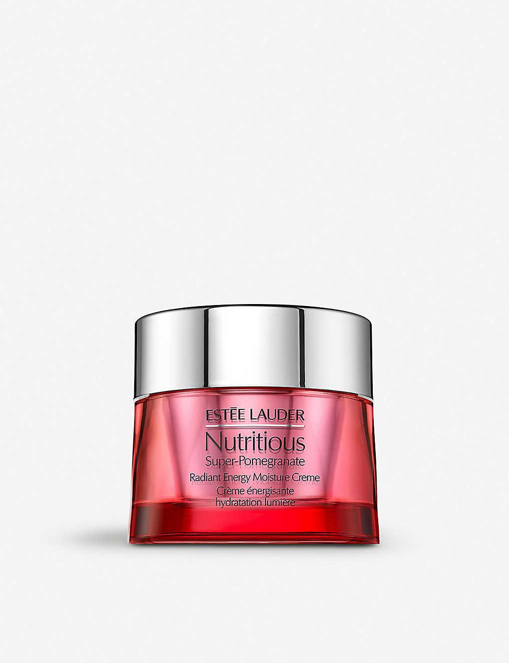 ESTEE LAUDER: Nutritious Super-Pomegranate Radiant Energy Moisture Crème 50ml