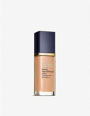 ESTEE LAUDER: Futurist Aqua Brilliance? Makeup SPF 20/PA+++ 30ml