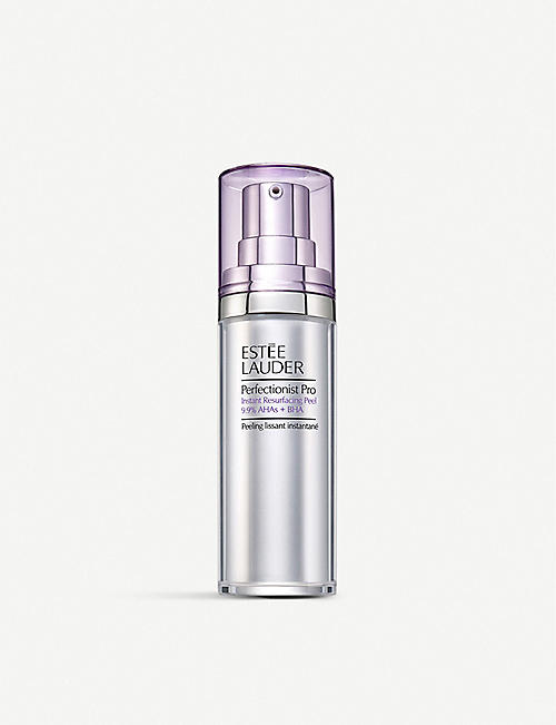 ESTEE LAUDER: Perfectionist Pro Instant Resurfacing Peel with 9.9% AHAs + BHA 50ml