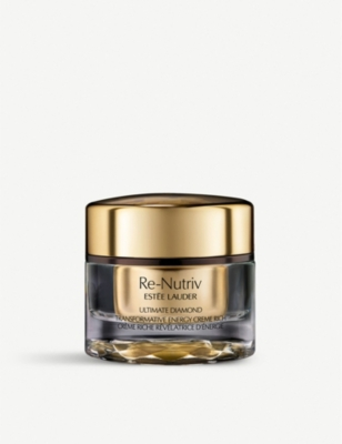 ESTEE LAUDER Re-Nutriv Ultimate Diamond Transformative Energy Crème Riche 50ml