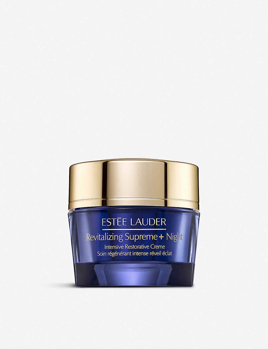 ESTEE LAUDER: Revitalizing Supreme + Night Cream 50ml