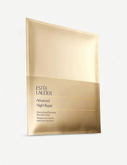 ESTEE LAUDER Advanced Night Repair powerfoil mask 8x25ml