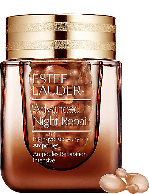 ESTEE LAUDER: Advanced Night Repair Intensive Recovery ampoules pack of 60