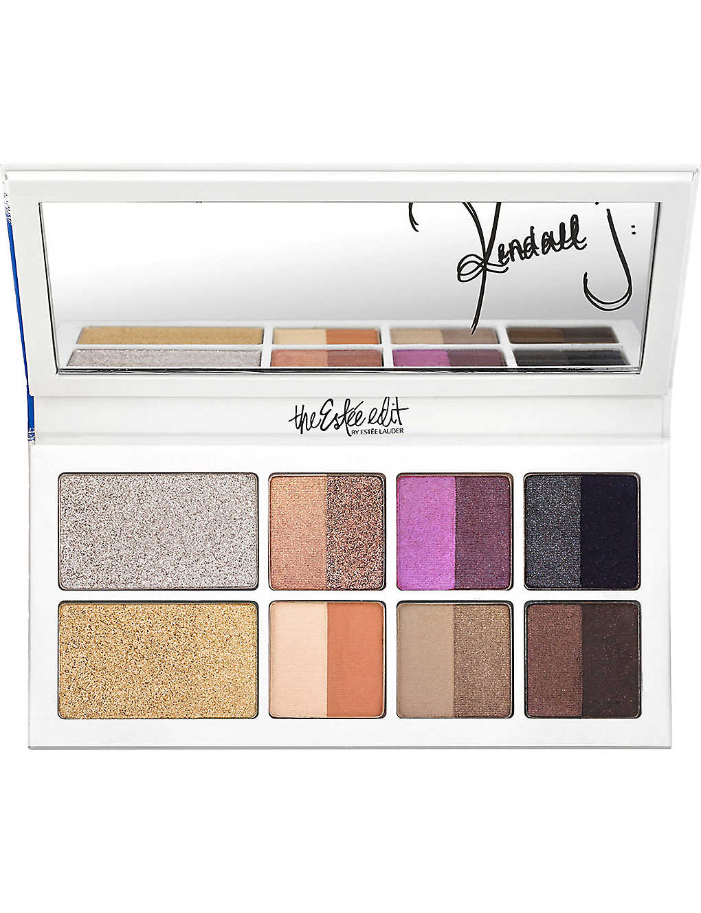 THE ESTEE EDIT BY ESTEE LAUDER: The Edit Eyeshadow Palette
