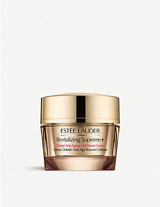 ESTEE LAUDER: Revitalizing Supreme Global Anti-Aging Creme