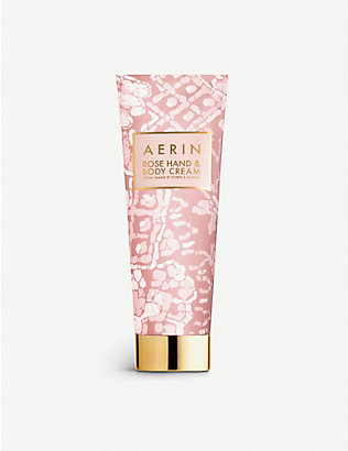 AERIN: Rose hand and body cream 250ml