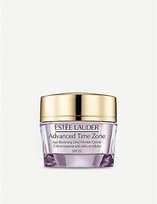 ESTEE LAUDER: Advanced Time Zone Age Reversing Line/Wrinkle Creme SPF 15 - normal/combination 50ml