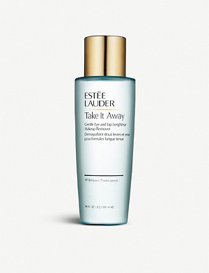 ESTEE LAUDER Take it Away gentle eye and lip longwear make-up remover 100ml