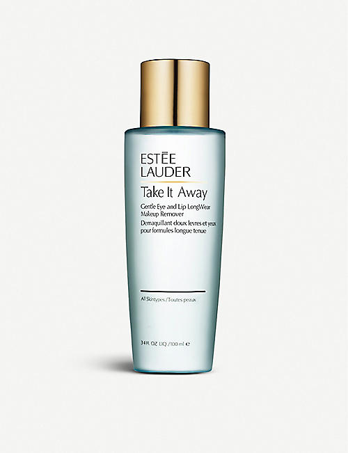 ESTEE LAUDER: Take it Away gentle eye and lip longwear make-up remover 100ml
