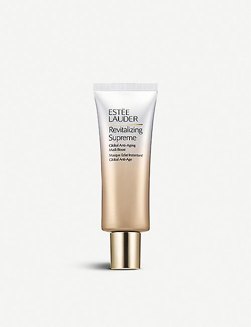 ESTEE LAUDER: Revitalising supreme global anti-aging mask boost