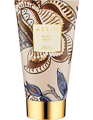 AERIN: Amber Musk Body Cream 150ml
