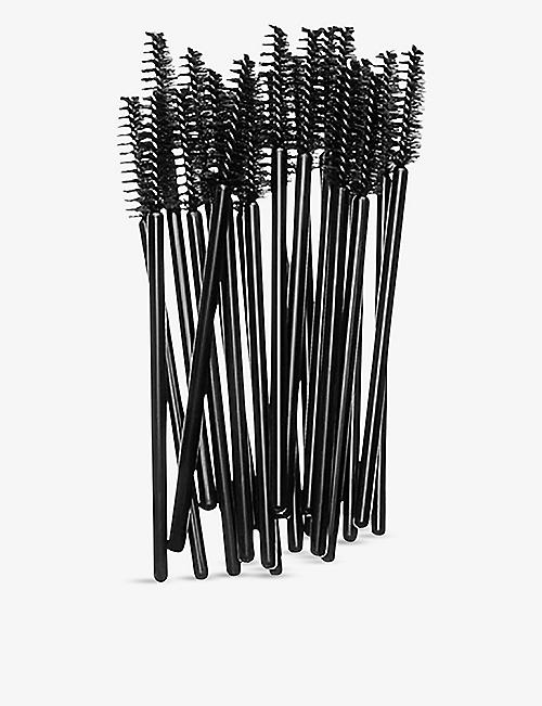 MAC: Disposable mascara wands pack of 20