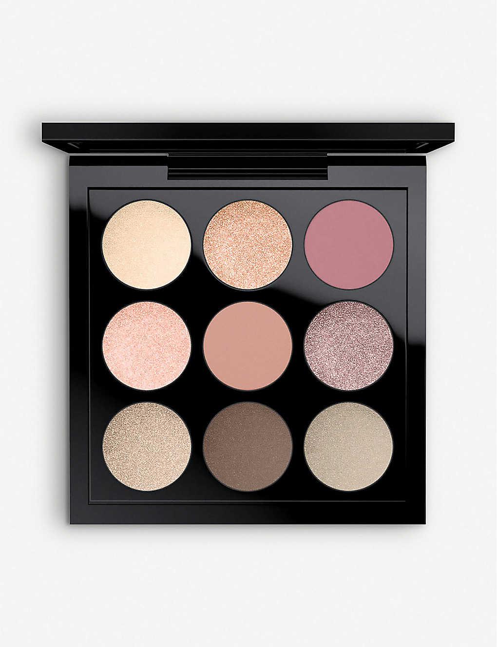 MAC: Eyeshadow x 9