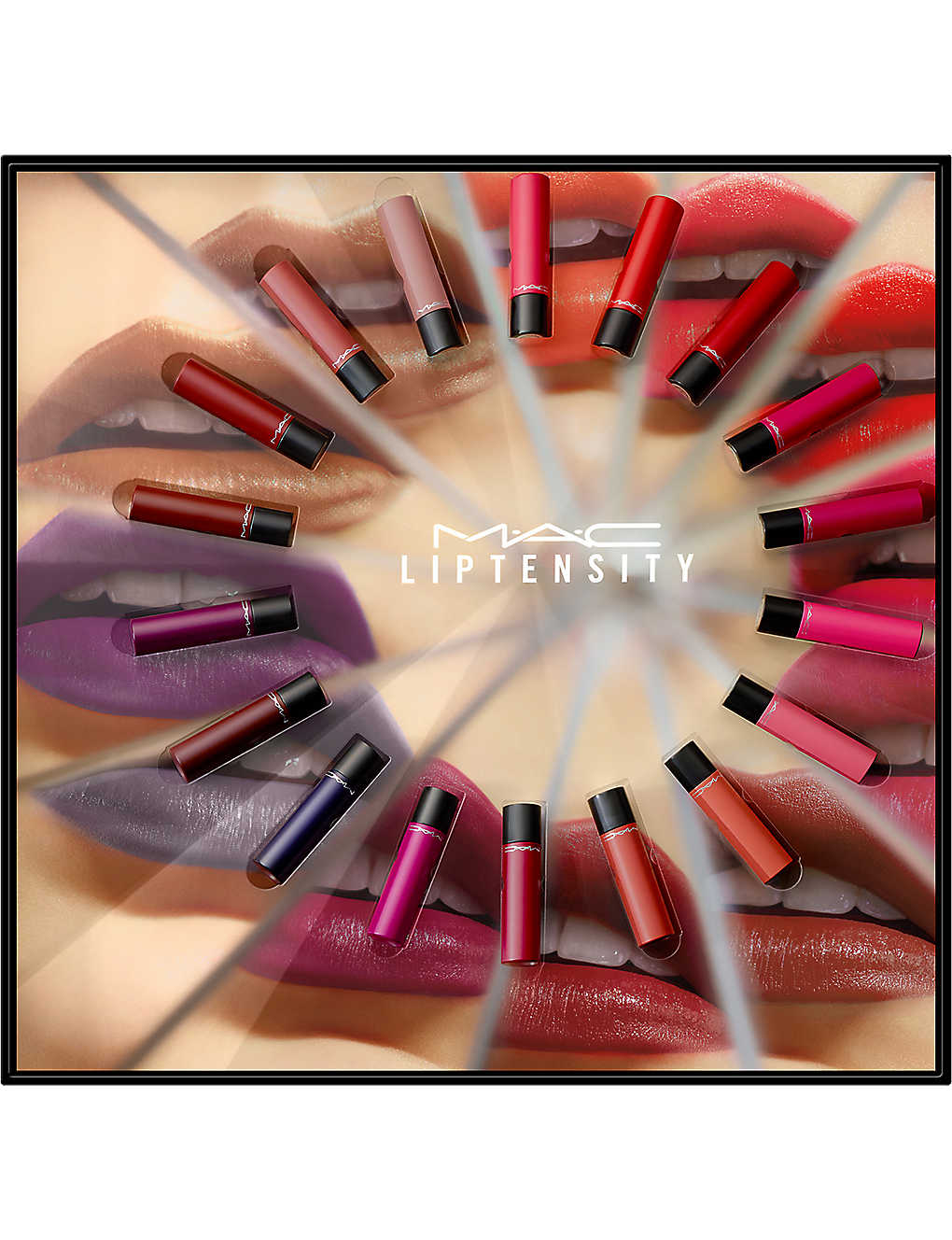 MAC: Liptensity lipstick collectors set