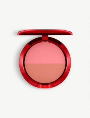 MAC Lucky Red Powder/Blush duo