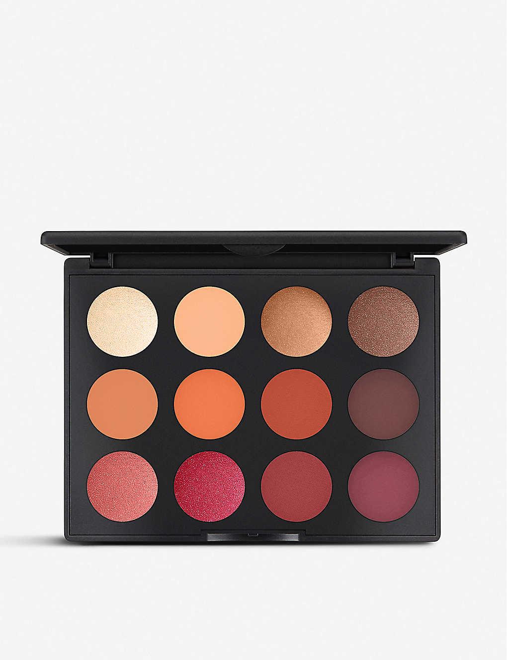 Art Library Eyeshadow Palette 17.2g - Flameboyant