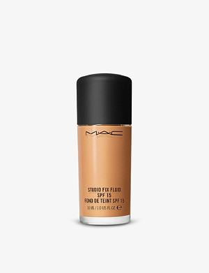 MAC Studio Fix Fluid SPF 15 foundation 30ml