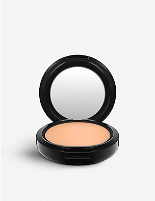 MAC:Studio Fix Powder Plus 粉底