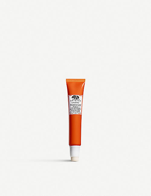 ORIGINS: Ginzing™ Refreshing Eye Cream To Brighten & De-Puff 10ml