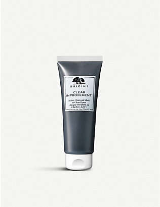 ORIGINS: Clear Improvement active charcoal mask 75ml