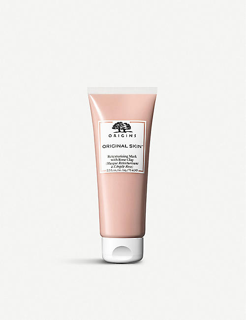ORIGINS: Original Skin retexturising mask with rose clay 75ml