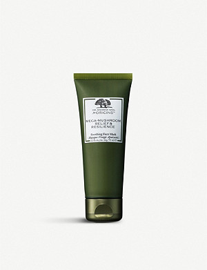 ORIGINS Dr Andrew Weil for Origins Mega-Mushroom Relief and Resilience soothing face mask 75ml
