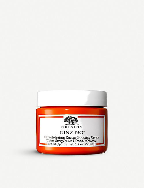 ORIGINS Ginzing Ultra-Hydrating Energy-Boosting Cream 50ml
