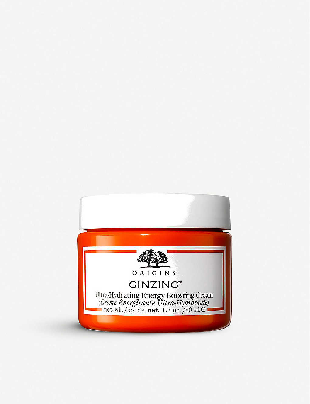 ORIGINS: Ginzing Ultra-Hydrating Energy-Boosting Cream 50ml