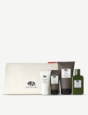 ORIGINS Guys Great grooming essentials gift set