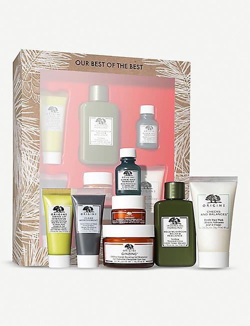 ORIGINS Our Best of the Best holiday gift set