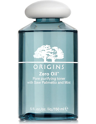 ORIGINS: Zero Oil Purifying Toner with Palmetto and Mint 150ml