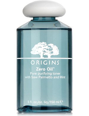 ORIGINS Zero Oil Purifying Toner with Palmetto and Mint 150ml