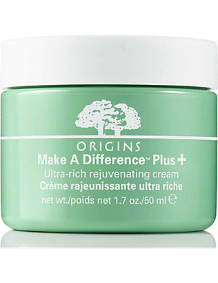 ORIGINS: Make a Difference™ + Ultra Rich Cream