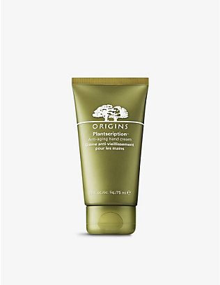 ORIGINS: Plantscription anti-aging hand cream 70ml