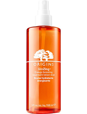 ORIGINS GinZing Energy-Boosting Treatment Lotion Mist 150ml