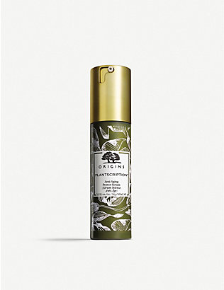 ORIGINS: Plantscription anti-ageing power serum 48ml