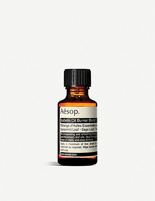AESOP: Isabelle oil burner blend 25ml