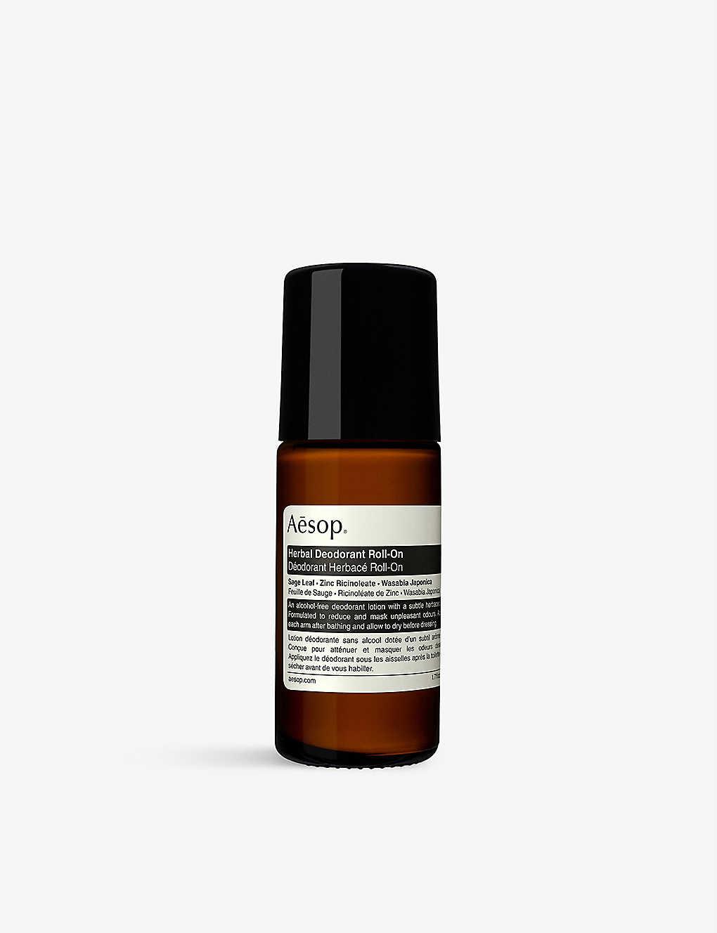 Herbal Déodorant Roll-On 50ml
