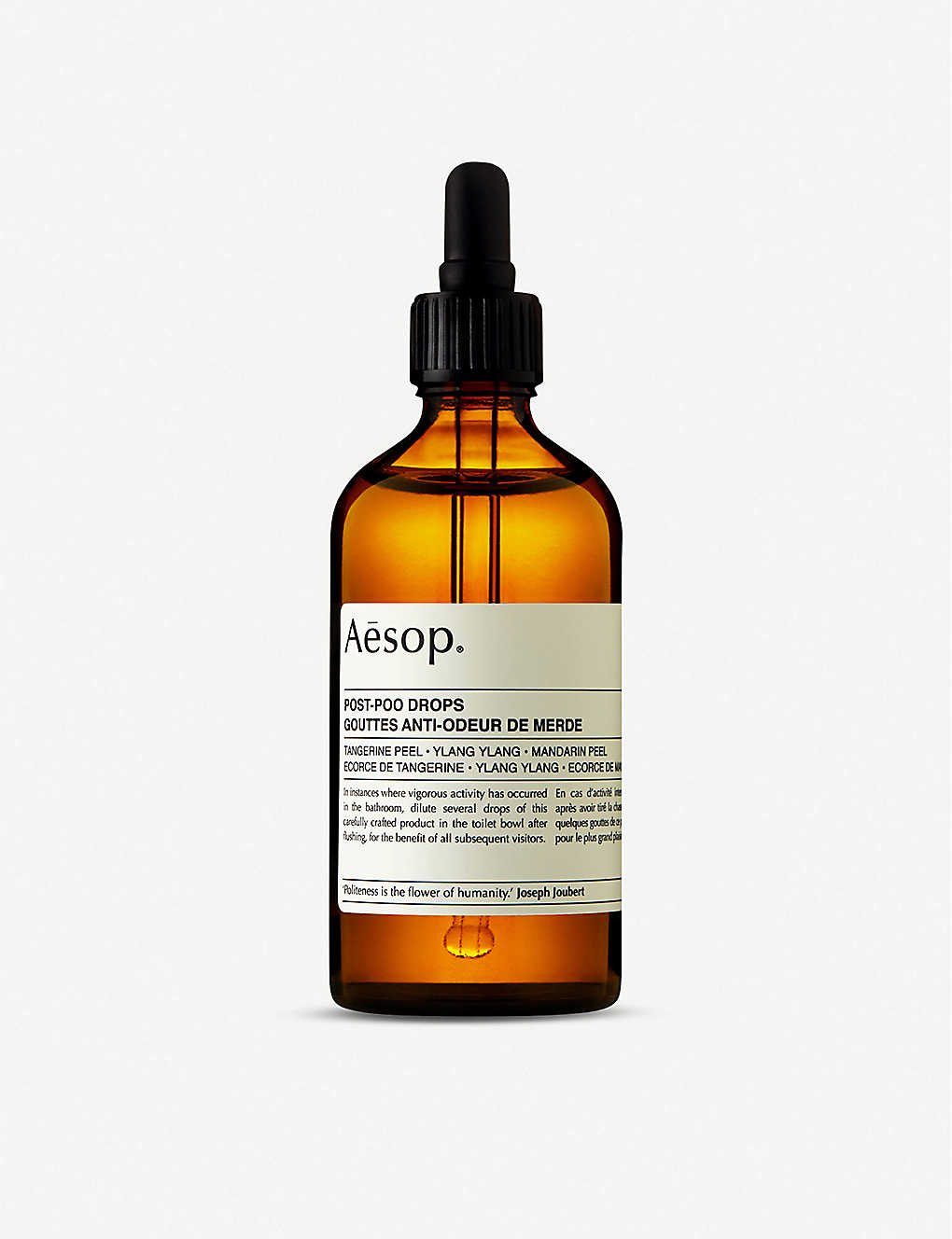 AESOP: Post-poo drops 100ml