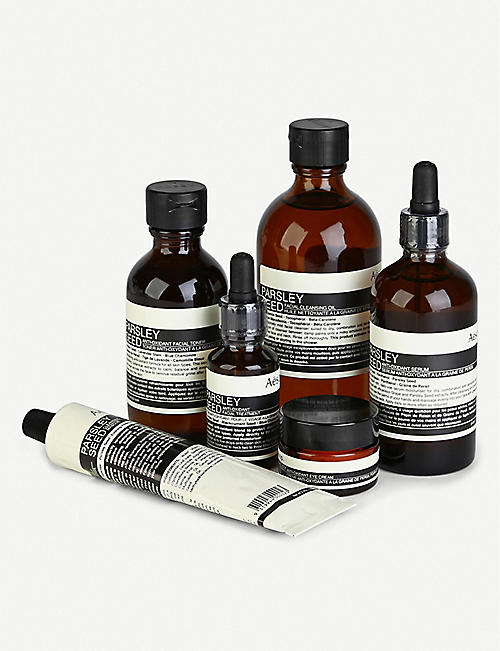 AESOP: Parsley Seed anti-oxidant kit