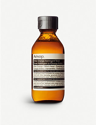 AESOP: Bitter Orange astringent toner 200ml