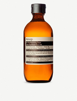 AESOP B & Tea balancing toner 200ml