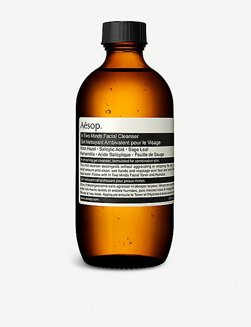 AESOP: In Two Minds Facial Cleanser 200ml