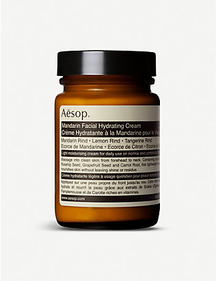 AESOP: Mandarin facial hydrating cream 120ml
