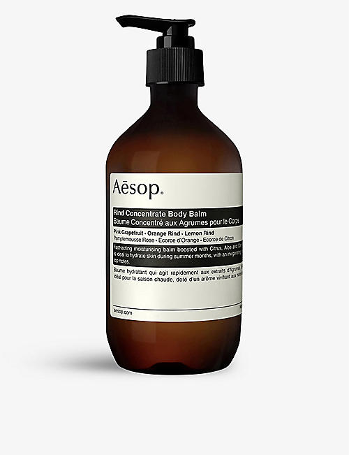 AESOP: Rind Concentrate body balm 500ml